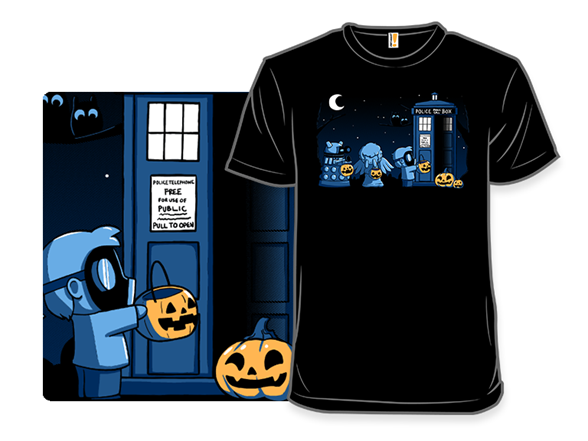 Dr who t shirt