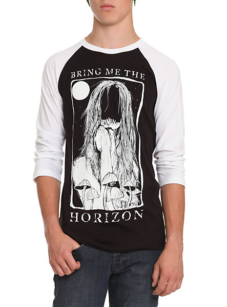 Bring Me The Horizon Shirt Hot Topic Bring Me The Horizon S...