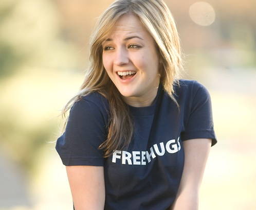 funny shirt sayings. Free Hugs Funny Shirt T-Shirt