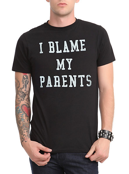 blame the parents