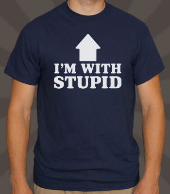 I m with stupid t shirt 6 dollar shirts t shirt review for I will t shirt