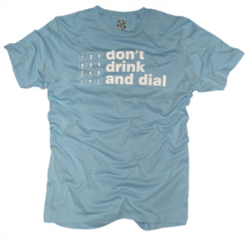 Men s don t drink and dial t shirt palmercash t shirt review for T shirt printing exhibition