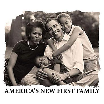 Obama first family t shirt choiceshirts t shirt review for First choice family
